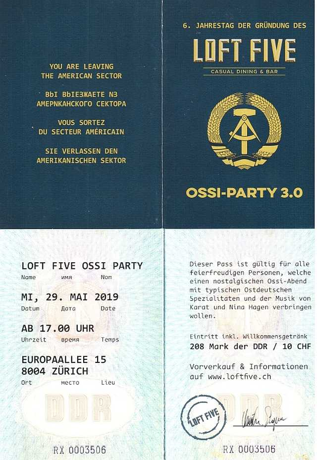 Ossi Party3 0